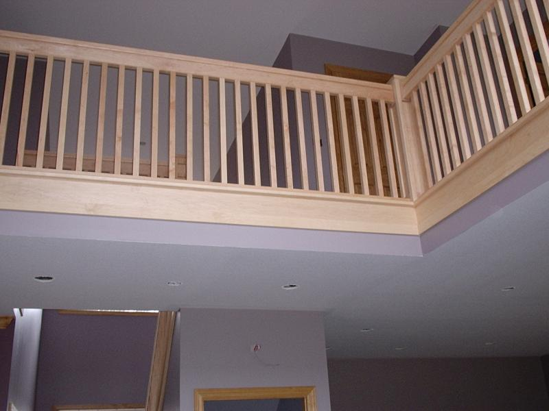 Balcony gallery roes stair company for Balcony company
